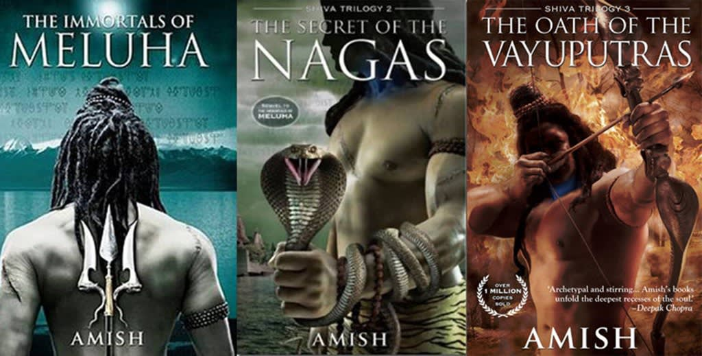 The Shiva Trilogy review