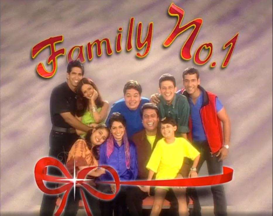 Old Indian TV Serials | Family No.1